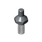 88997 Support pin, round from AMF brought to you by ITBONA-MACHINETOOL.