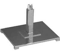 8 in. Parsons Counter Display Bases