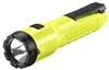 "3AA ProPolymer Dualie with ""AA"" alkaline batteries. Clam - Yellow"
