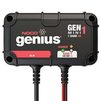 Noco Genius Mini 1 12V 4A Waterproof charger