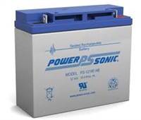 Power-Sonic 12V 21.0Ah SLA Battery
