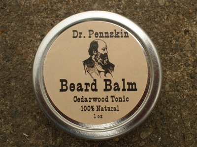 Beard Balm by Dr. Pennskin