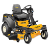 Cub Cadet SX 54 Zero Turn Mower with Steering Wheel
