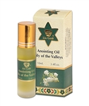 Lily of the Valleys Anointing Oil 10ml in Roll-On bottle