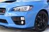 CF500 2015 AND UP SUBARU WRX STI Composite blend FRONT SPLITTER