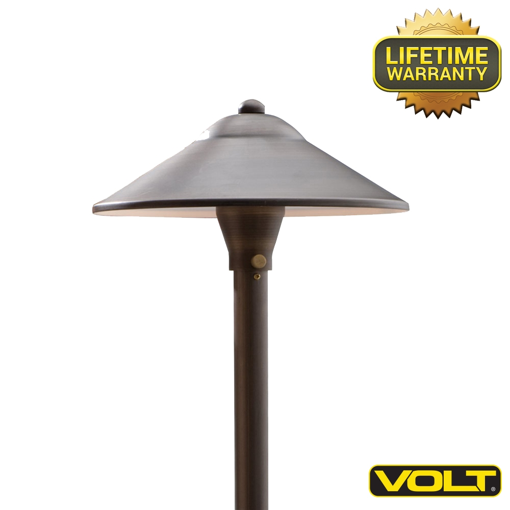 Max spread path area led landscape lighting volt for Volt landscape lighting