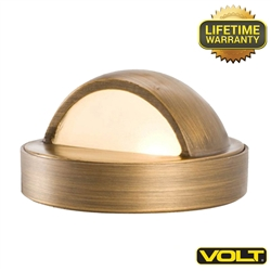 Deck Light Solid Brass Post Light