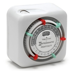 Intermatic Heavy Duty Mechanical Timer
