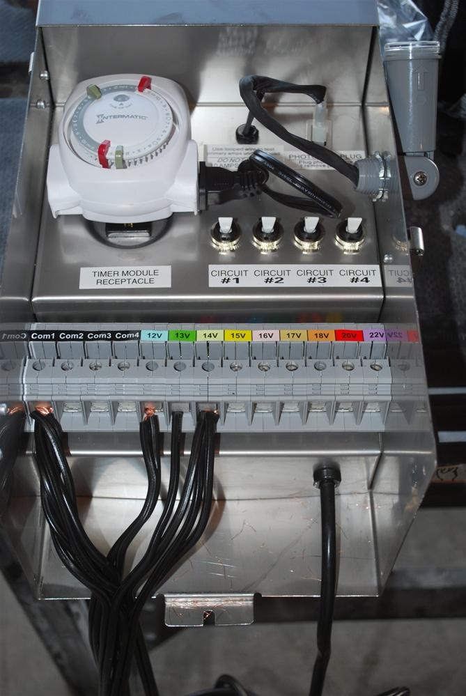 Low Voltage Transformer Landscape Lighting Transformers