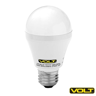 A19 LED Light Bulb 60 watt Replacement by VOLT®