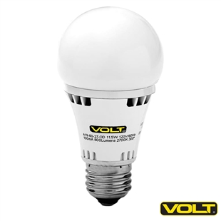 A19 LED Light Bulb Omni Directional 60 by VOLT®