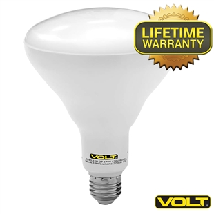 BR40 LED Light Bulb 120 watt Replacement by VOLT®