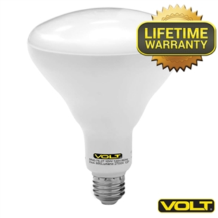 BR40 LED Light Bulb 75 watt Replacement by VOLT®