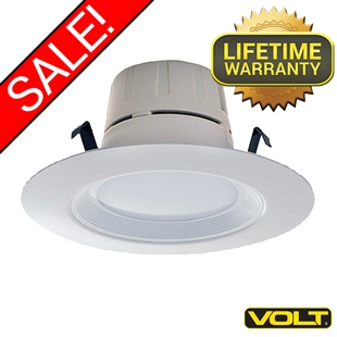 "LED Recessed Lighting | 4"" (80-watt Replacement)"