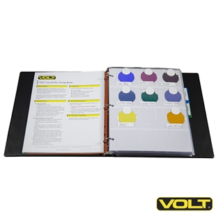 VOLT<sup>&reg;</sup> Introduces New Lens & Filter Storage Binder
