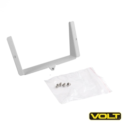 10W Flood Light Glare Guard | White Glare Guard Only