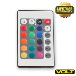 Controller for RGB LED Strip Lights