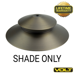 "9"" Two-Tier Shade Only 