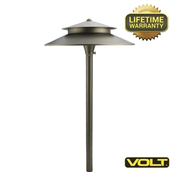 "12"" Two-Tier Area Light 