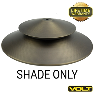 "12"" Two-Tier Shade Only 
