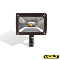 120V 10W LED Floodlight with Knuckle