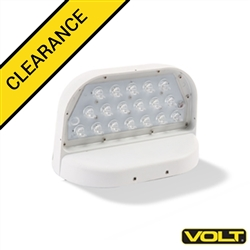 120V 35W White Full Cutoff LED Wall Pack