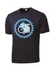 DC Gear Logo Short Sleeve Performance T-Shirt