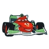 Disney Cars - Francesco Shape 26 in x 48 in Scatter Rug