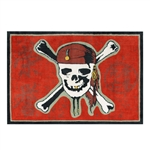 "Disney Pirates of the Carribean Are Rug 48"" x 70"""