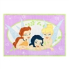 "Disney Tinkerbell and Friends 48"" x 70"" area rug"