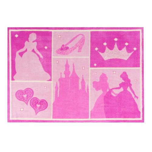 "Disney Princess Cinderella Printed 48"" X 70"" Room Rug"