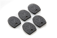TangoDown Vickers Tactical, S&W M&P Magazine Floor Plate, 5 Pack