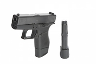 Tango Down Vickers Tactical +2 Magazine Extension for the Glock 43