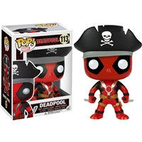 Funko Deadpool Pirate Pop! Vinyl 7490