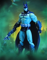 Batman- Arkham City Batman (Detective Mode)