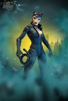 Batman- Arkham City Catwoman