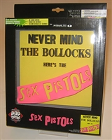 Sex Pistols 3D Album Cover