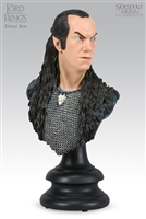 Lord of the Rings- Lord Elrond Polystone Bust