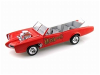 The Monkees Mobile 1:18 Scale