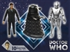 Doctor Who- Doomsday Figure 3-Pack