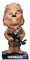 Star Wars- Chewbacca Bobble-Head