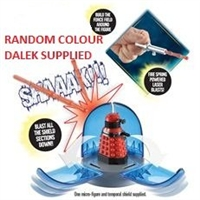 Doctor Who- Cyberman Vs Dalek Scientist Temporal Blast Combat Set