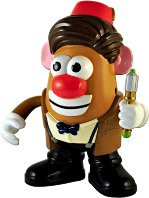 Doctor Who- 11th Doctor Mr Potato Head