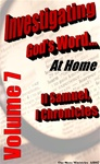 Investigating God's Word...At Home (NIV), Vol. 7