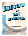 The Scottish Sleuths and the Case of the Disciples' Distinctives: Pre-School Teacher's Manual