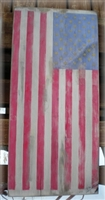 Large United States Flag Stencil Set