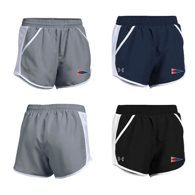 GIrls UA Fly by Shorts