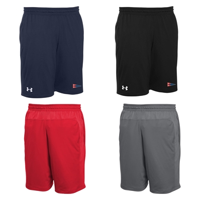 Youth UA  Team Raid Shorts with pockets