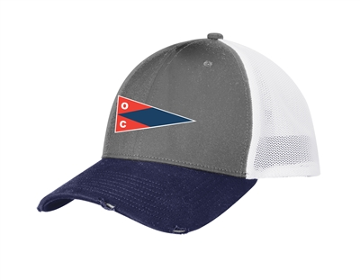 New Era® Vintage Mesh Cap- Structured