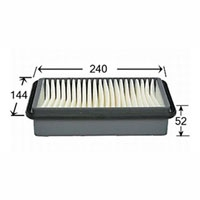 <h2>A963J Air Filter, Mazda AZ-Offroad, Scrum, Suzuki Carry, Every,Every Landy, Every Plus, Jimny</h2>
